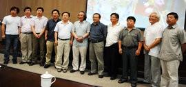 高清图:著名书画家霍春阳教授书画艺术讲座在天津师大举行
