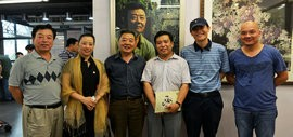 """高清图:""""和·心象""""—王其华等五位书画家联展新作"""